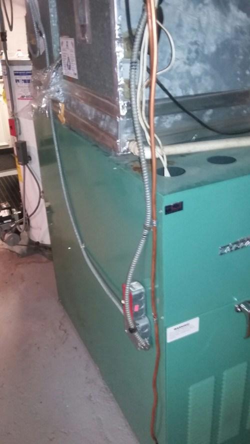 small resolution of morrisville pa precision tune up on heating oil fired furnace and water heater
