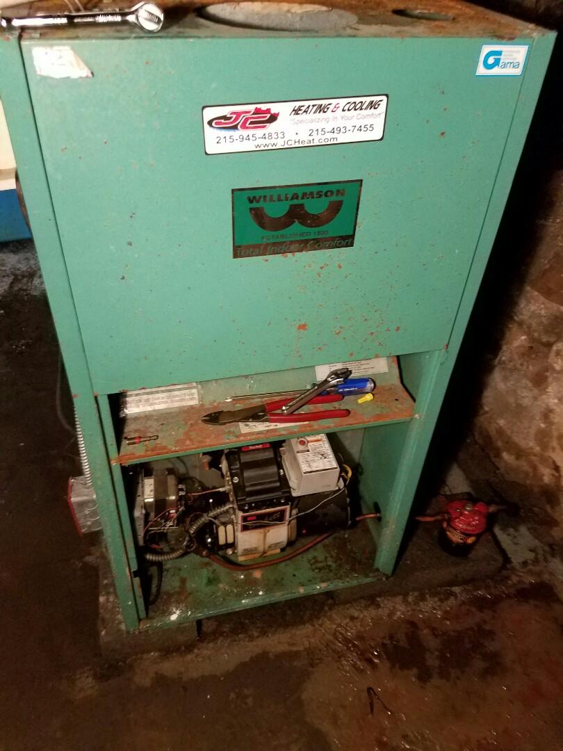 Bristol Pa, Boiler, Furnace, Oil Heating, AC Repair