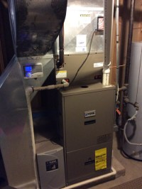 Furnace, AC, Electric & Plumbing Repair in Marine IL