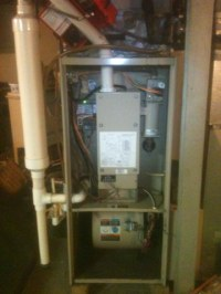 Edwardsville, IL - Made repair to Lennox Pulse furnace ...