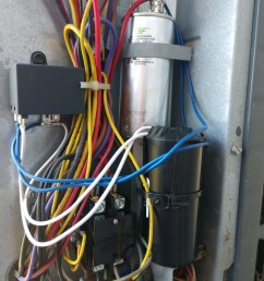 wetumpka al replaced dual capacitor contactor and start assist on 10 yr old [ 810 x 1080 Pixel ]