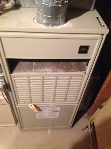 Carrier Furnace: Carrier Furnace Air Filter Location