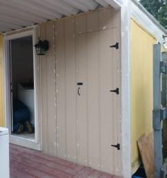 drywall patch around fuse box exterior door installed hot water heater [ 810 x 1080 Pixel ]