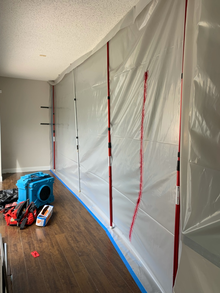 West Palm Beach, FL - New mold remediation in the Victoria Grove community