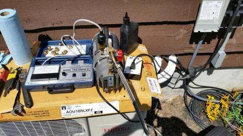 small resolution of cortland ny vacuum test fujitsu mini split air conditioning system