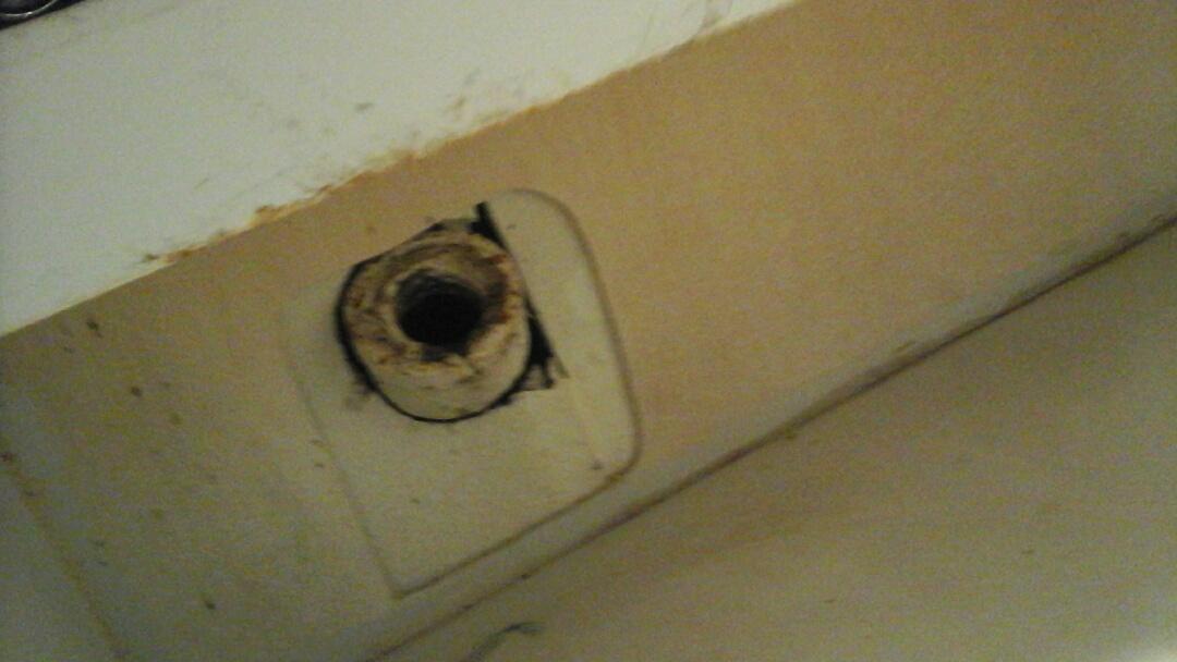 Dallas, TX - Kitchen sink stopped
