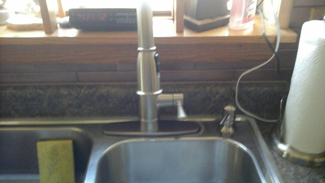 Grand Prairie, TX - Kitchen faucet is not working