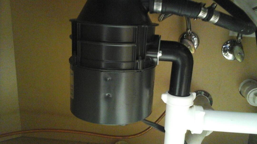 Midlothian, TX - Garbage disposal is leaking