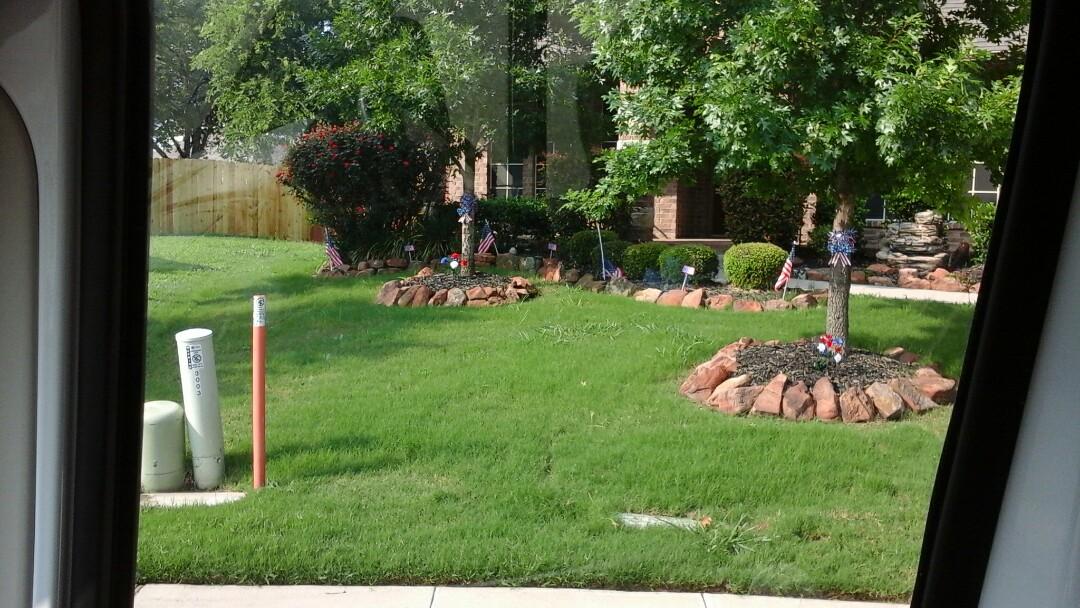 Red Oak, TX - Possible slow drain