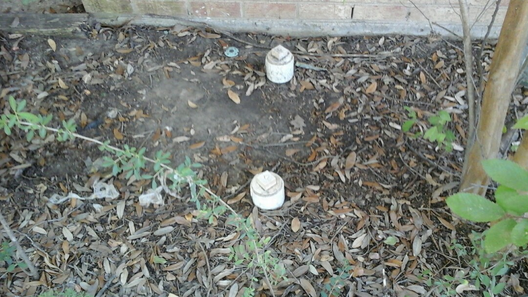 Irving, TX - Main sewer line stopped up