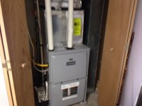 Saratoga Springs, NY - No heat call found pressure switch ...