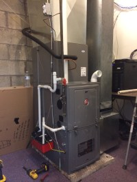 Real-time Service Area for A Johnson Plumbing, Heating ...