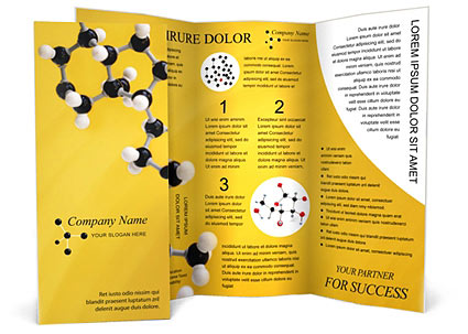 Science Brochure Templates Ideal Vistalist Co