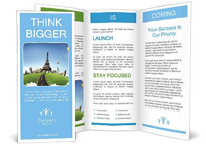 Island Brochure Template Ideal Vistalist Co