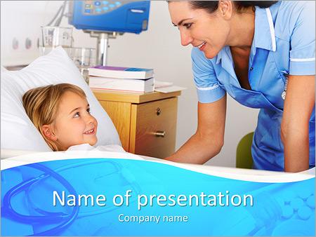 nurse powerpoint template smiletemplates masterlist