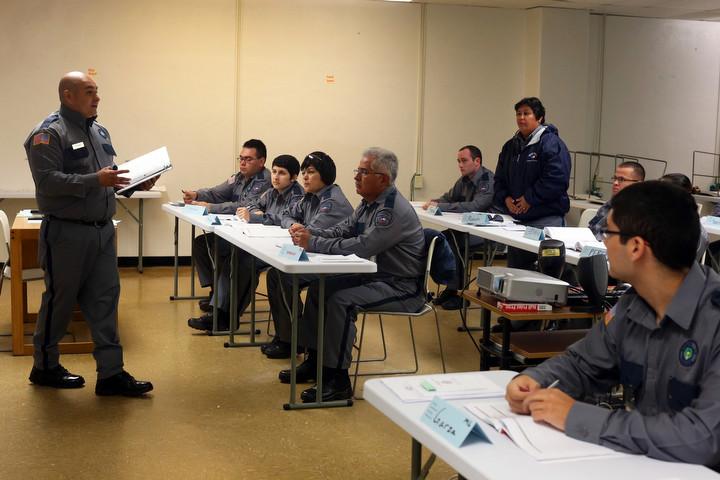 Texas Department Criminal Justice Training