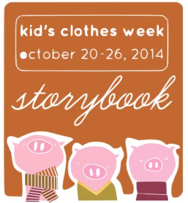 kid's clothes week