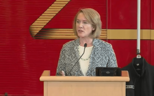 Mayor Jenny Durkan delivers the budget