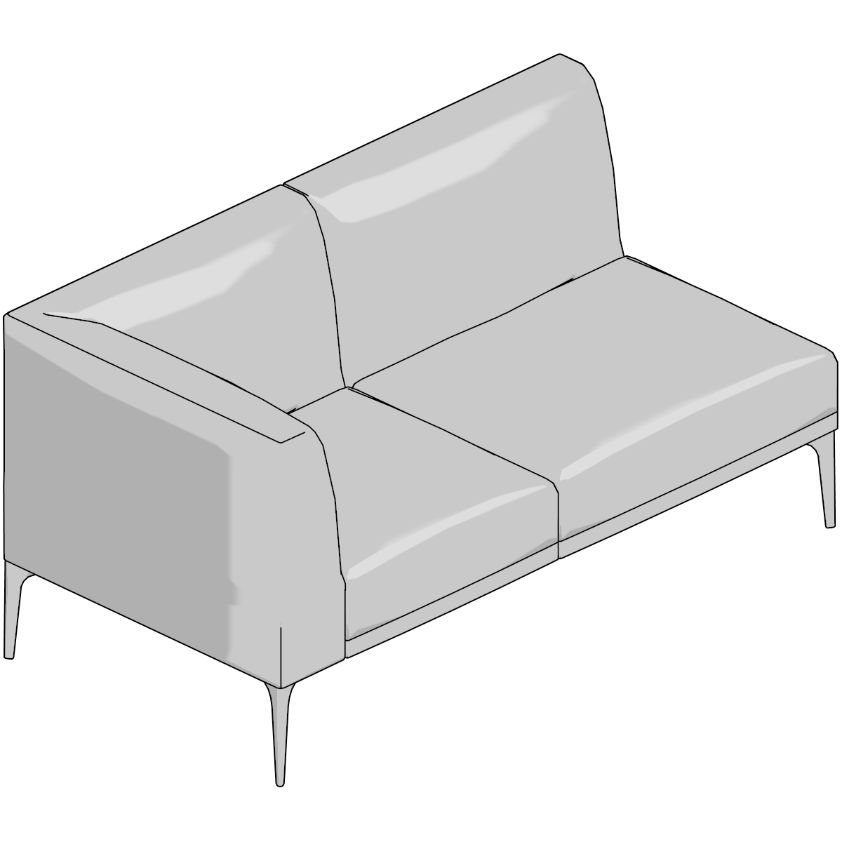 steelcase sofa bed sizes of sectional sofas revit review home co