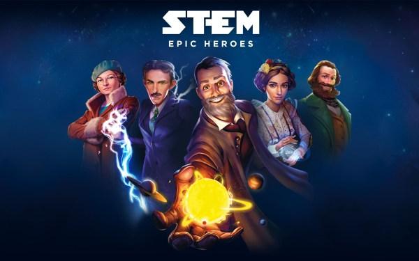 Stem Epic Heroes Hologrin Studios Sending