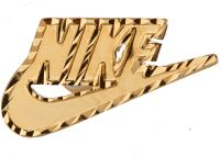 Supreme Nike 14K Gold Earring Fall/Winter 2018 Collection