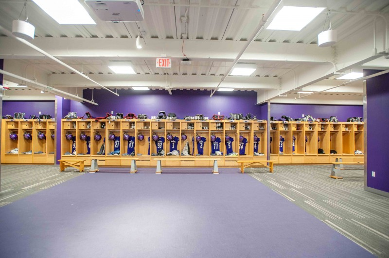Sports Complex Expansion  Stonehill College
