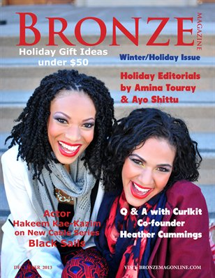 Winter Holiday Issue 2013