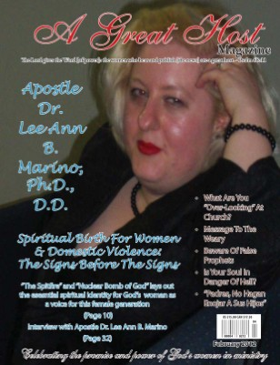 A Great Host Magazine, February 2012