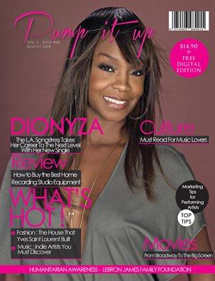 Pump it up Magzine || August 2018 | Vol.3 Issue #8