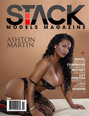 Stack Models Magazine Issue 31 - Ashton Martin Cover