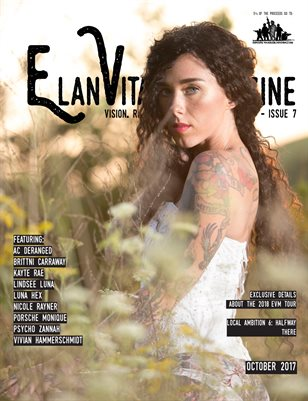 Elan Vital Magazine Issue 7