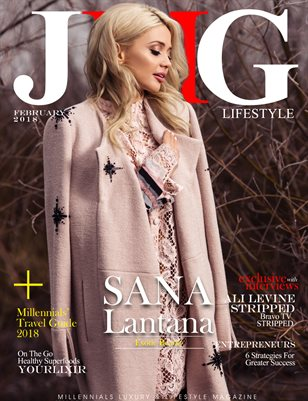 JMG LIFESTYLE FEBRUARY 2018