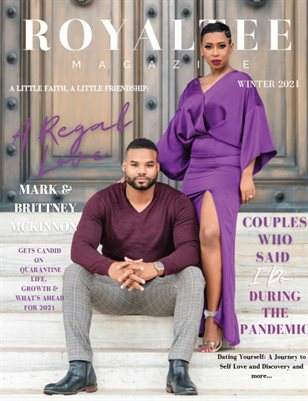 RoyalTee Winter Edition 2021: A Regal Love Feat. Mark and Brittany McKinnon