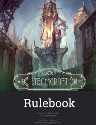 Steamcraft Rulebook