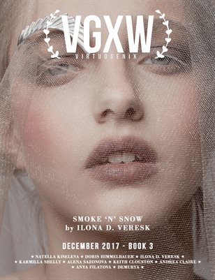 VGXW December 2017 - Book 3 (Cover 1)