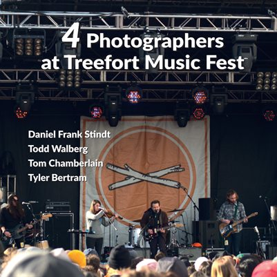 4 Photographers at Treefort