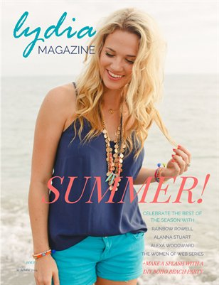Lydia Magazine (Issue 1, Summer 2014)