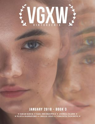 VGXW - January 2018 Book 3 (Cover 2)
