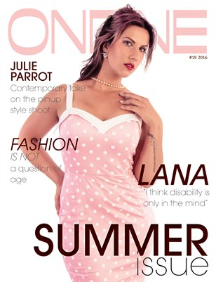 ONDINE Summer Issue #2