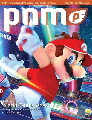 Pure Nintendo Magazine (PNM) Issue 40