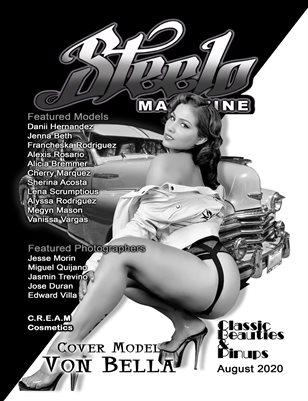 Steelo Magazine - Classic Beauties & Pin-ups