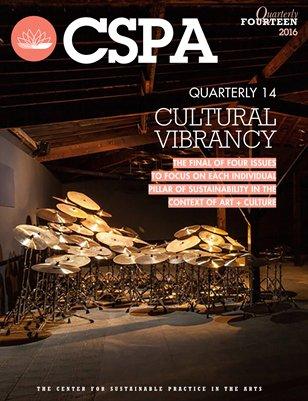 Q14: Cultural Vibrancy