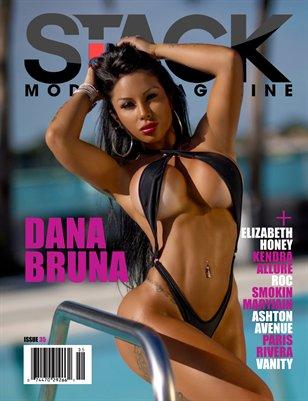 Stack Models Magazine Issue 35 Dana Bruna Cover
