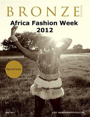 Africa Fashion Week 2012