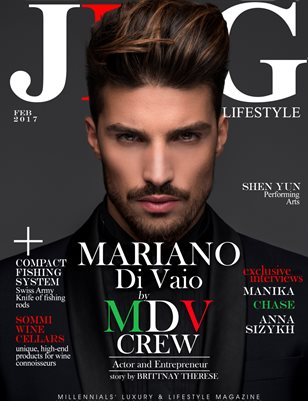 JMG LIFESTYLE FEBRUARY 2017