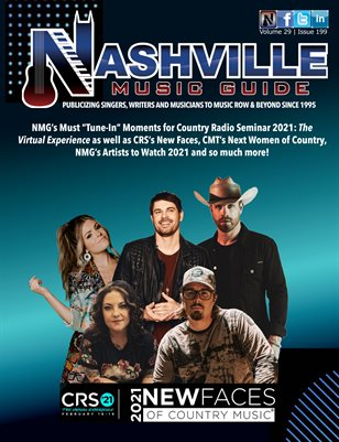 Nashville Music Guide Radio Special Jan/Feb 2021