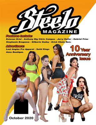 Steelo Magazine 10 Year Anniversary Issue