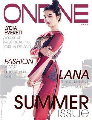 ONDINE Summer Issue #1