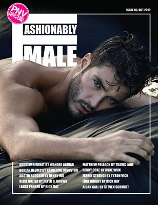 PnVFashionablymale Magazine Issue 03