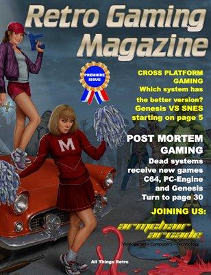 Buy RGM - Retro Gaming Magazine